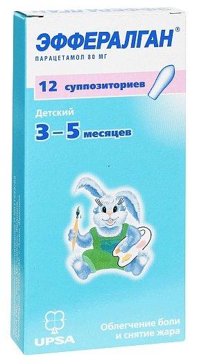 Эффералган детский: инструкция по применению для детей, цена, аналоги – свечи и сиропы, отзывы