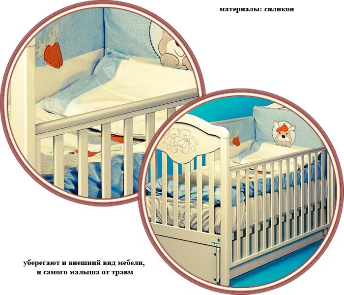Кроватки для новорожденных — рейтинг лучших
