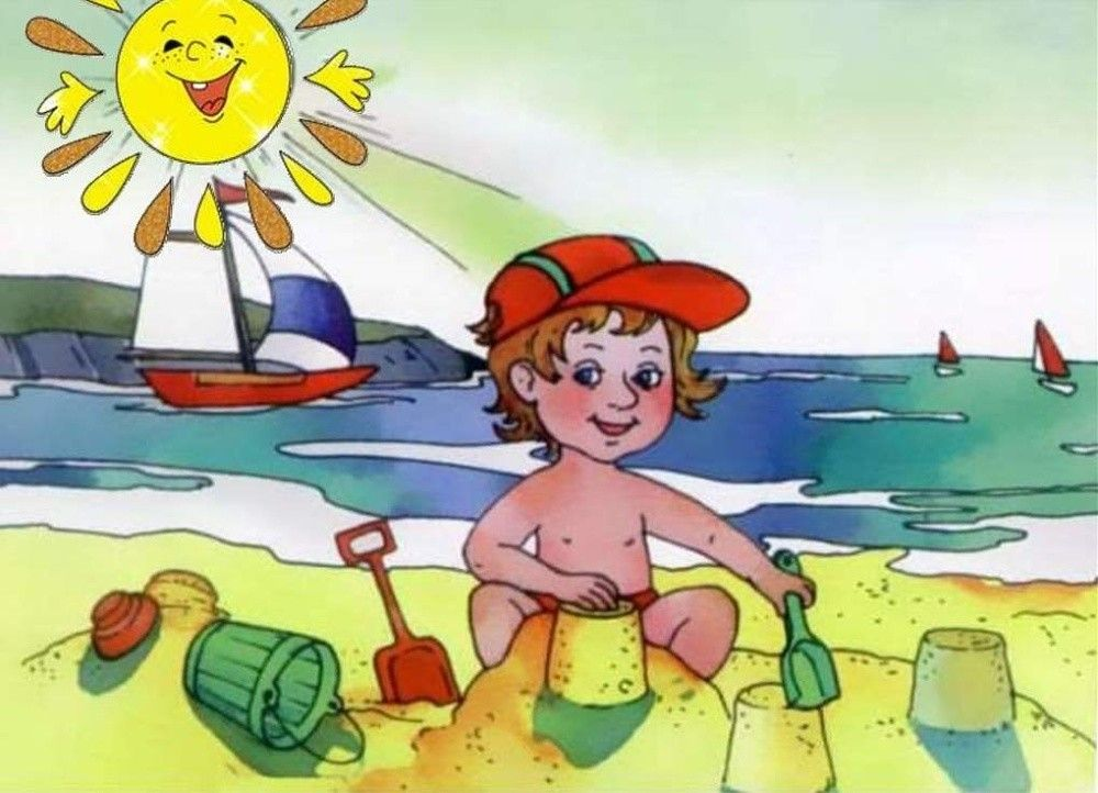 Правила безопасности на море для взрослых и детей