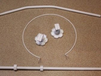 Как повесить балдахин на детской кроватке: варианты места крепления, держатели, инструкция