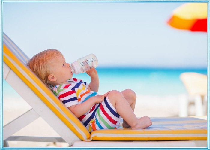➤ летняя простуда у детей - как защитить ребенка
