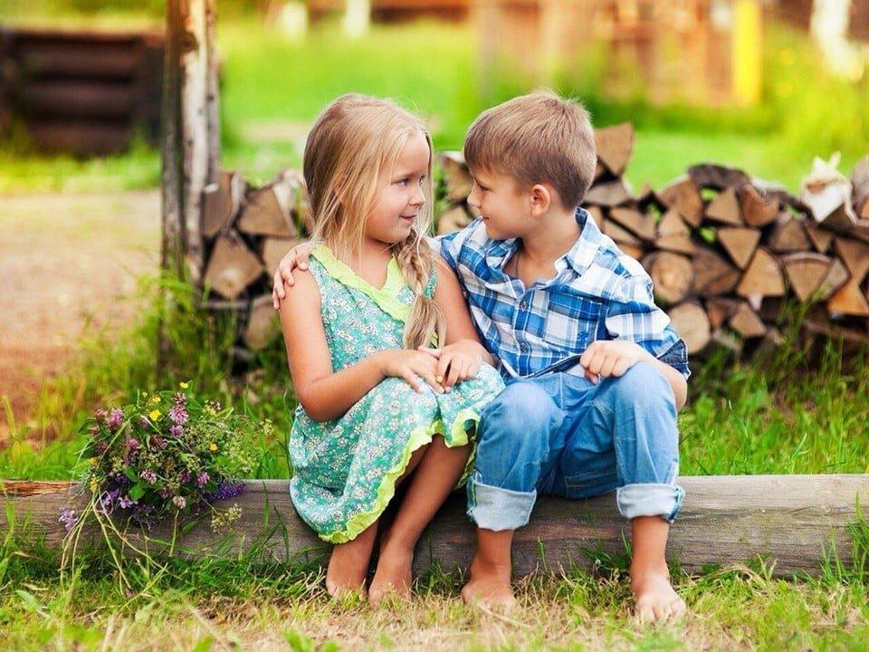 Как показать ребенку, что мы его любим?