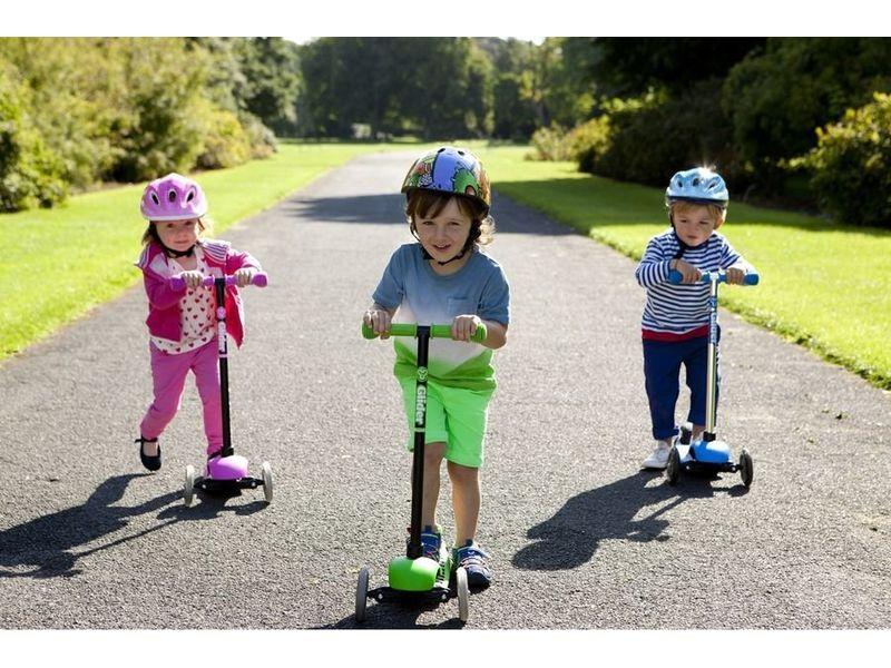 Как выбрать самокат для 3 летнего ребенка — обзор лучших моделей