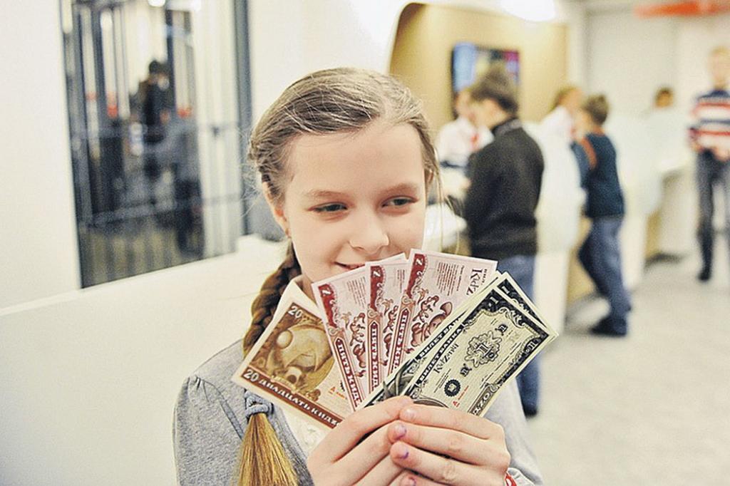 12 фактов о деньгах, которые не стоит говорить детям