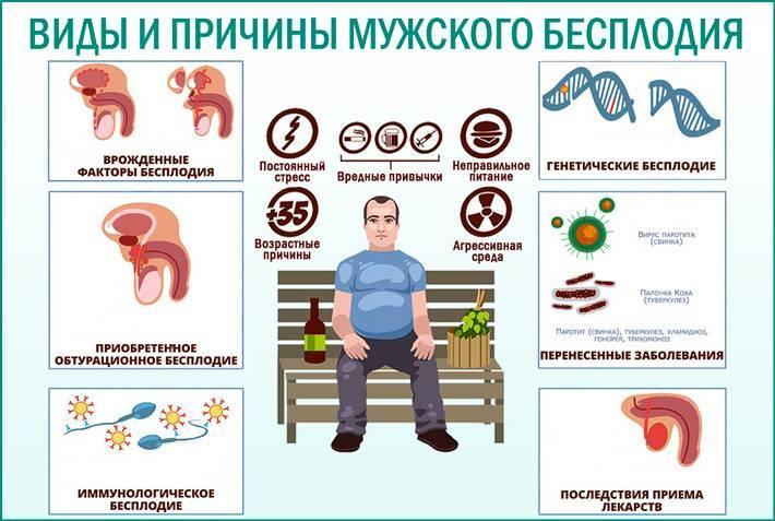 Причины бесплодия у мужчин. чем лечить бесплодие?     материнство - беременность, роды, питание, воспитание