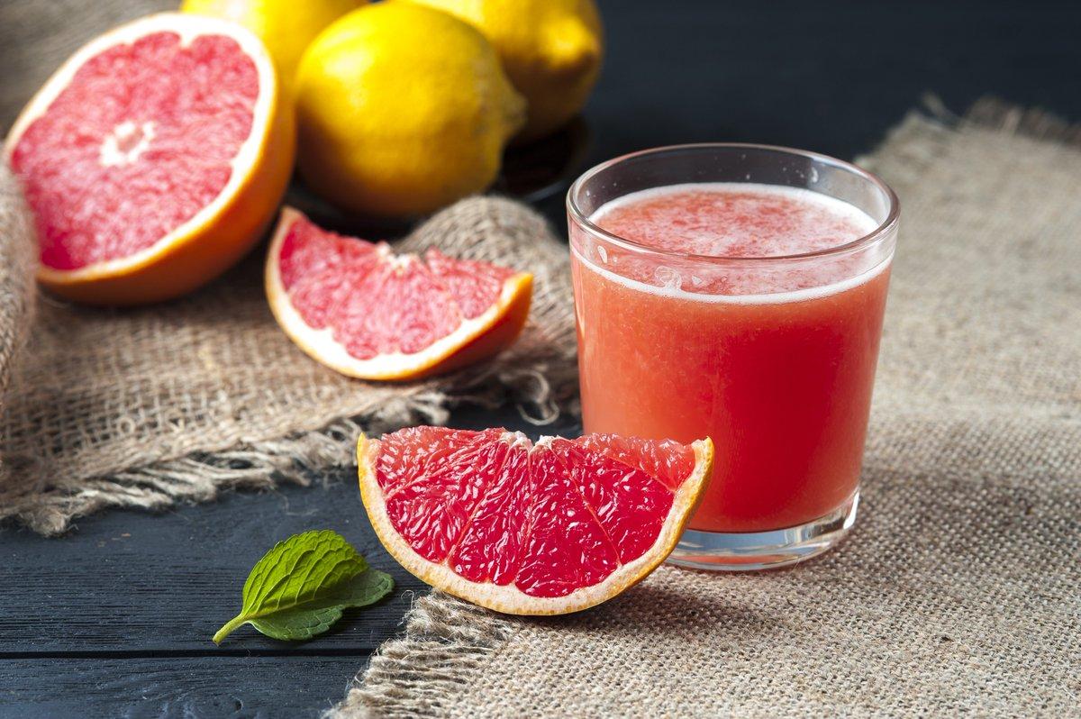 Можно ли грейпфрут беременным в 1, 2 и 3 триместре?