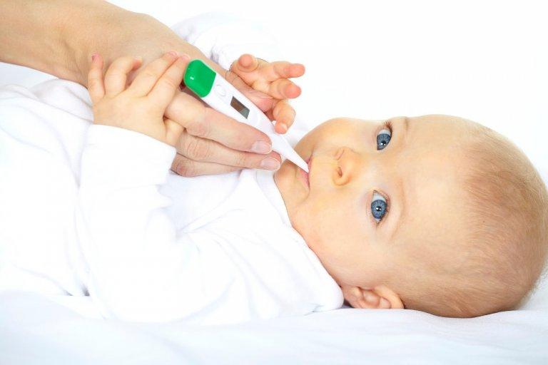 Нормальная температура у грудничка и новорожденного: какими должны быть показатели термометра