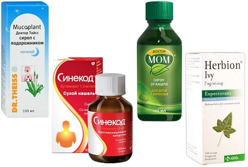 Чем лечить кашель у ребенка в 1 годик - лечим сами