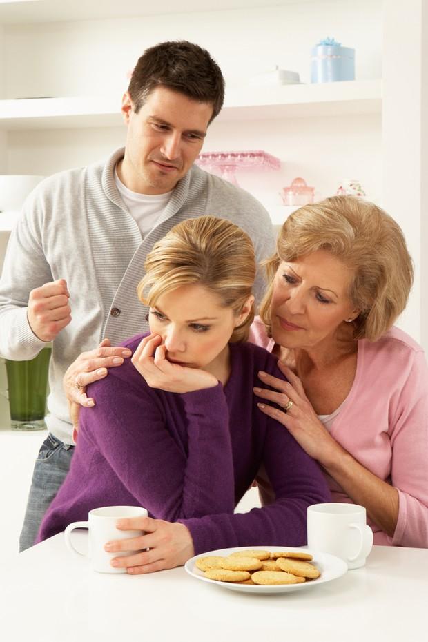 Отношения невестки и свекрови - как наладить плохое общение?