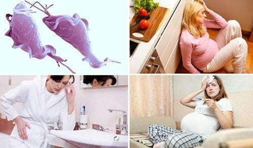Трихомониаз при беременности: опасность и лечение