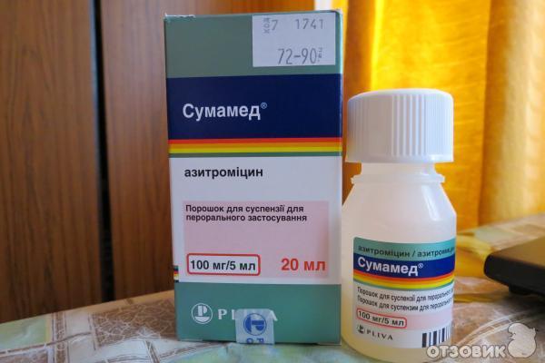 Какой антибиотик лучше детям при кашле и соплях