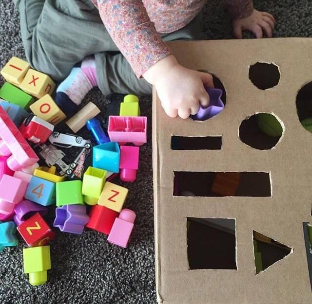 Логические игры для детей 2— 3 лет
