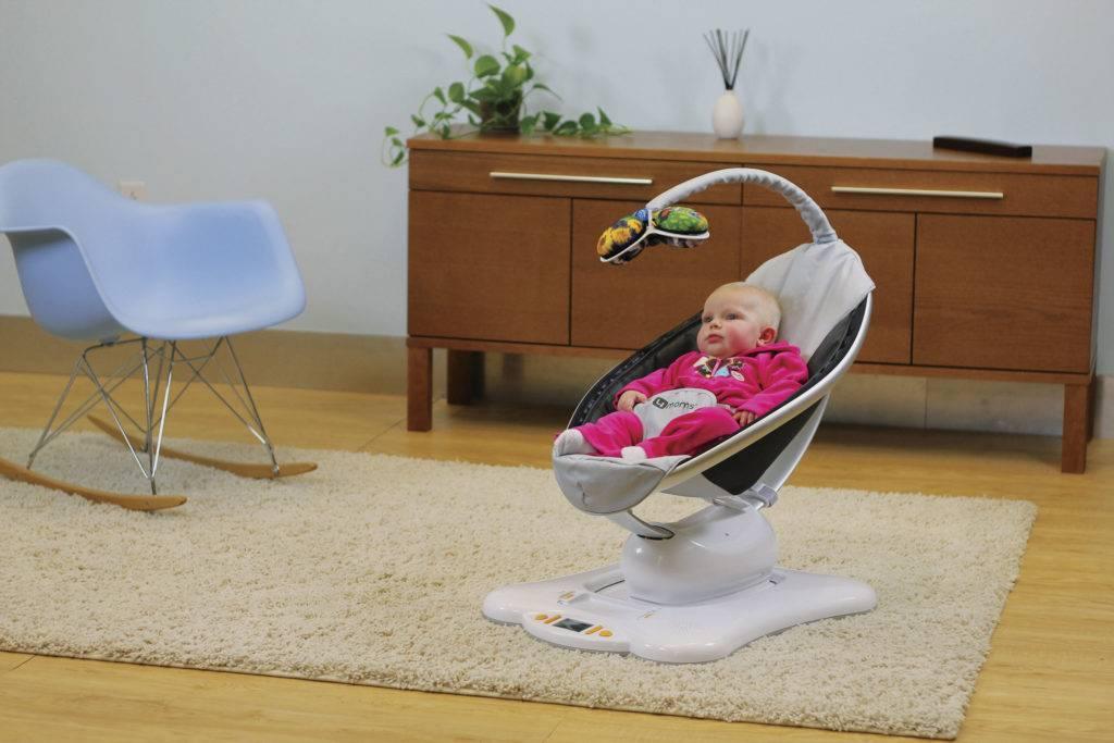 Электронная люлька для новорожденных | виды и устройство