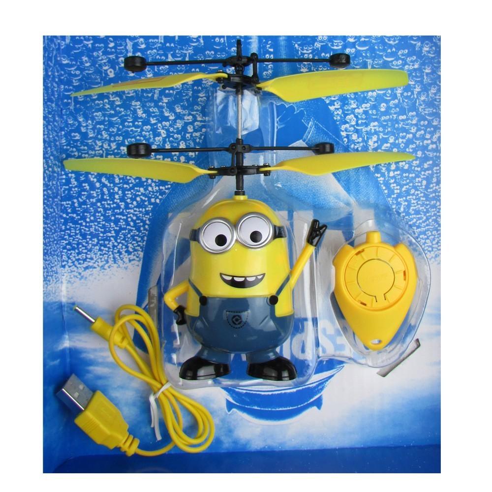 Летающие миньоны — интерактивная игрушка для вас и вашего ребенка