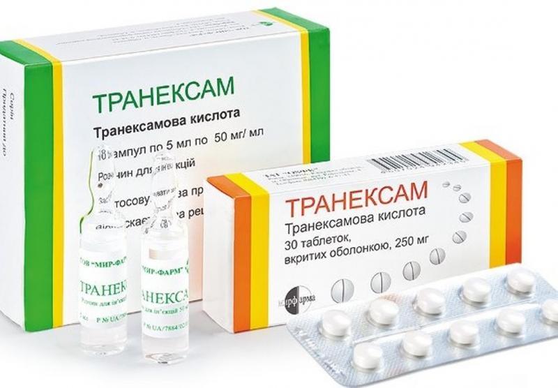 В каких случаях препарат дицинон может помочь при беременности