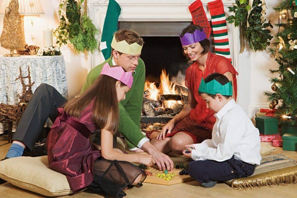 Серпантин идей - новогодние игры и затеи для детских праздников // коллекция новогодних игр, конкурсов, затей и развлечений для детей
