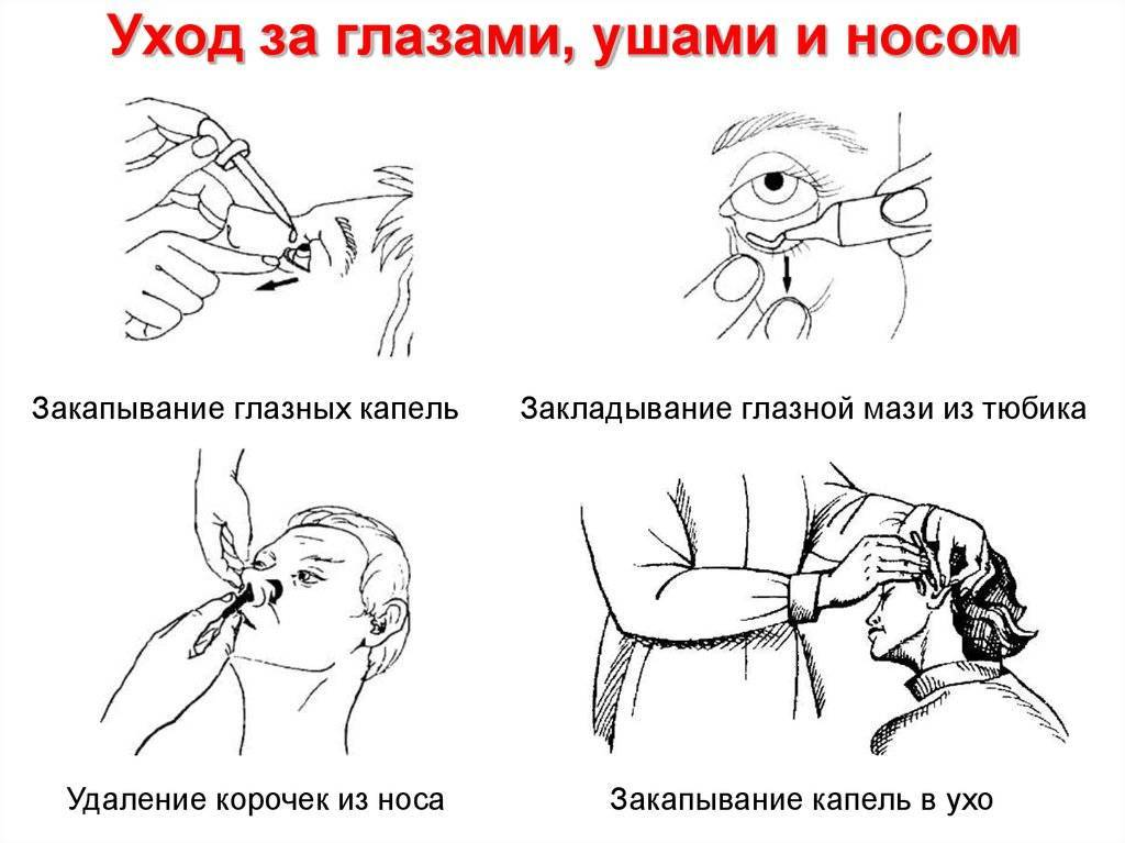 Закапываем капли в нос эффективно и правильно