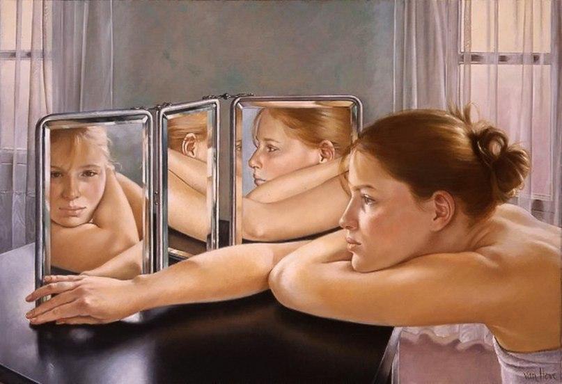 Объяснение, почему нельзя показывать новорожденного в зеркало