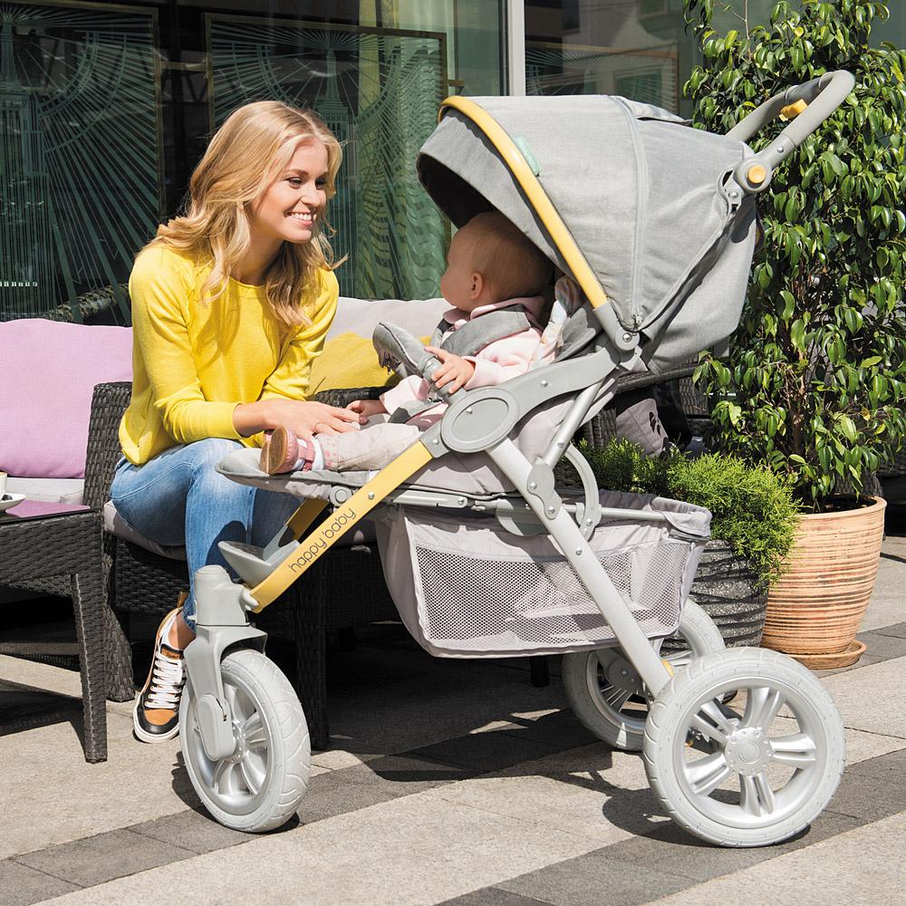 Как выбрать лучший вариант коляски на осень и зиму новорожденному