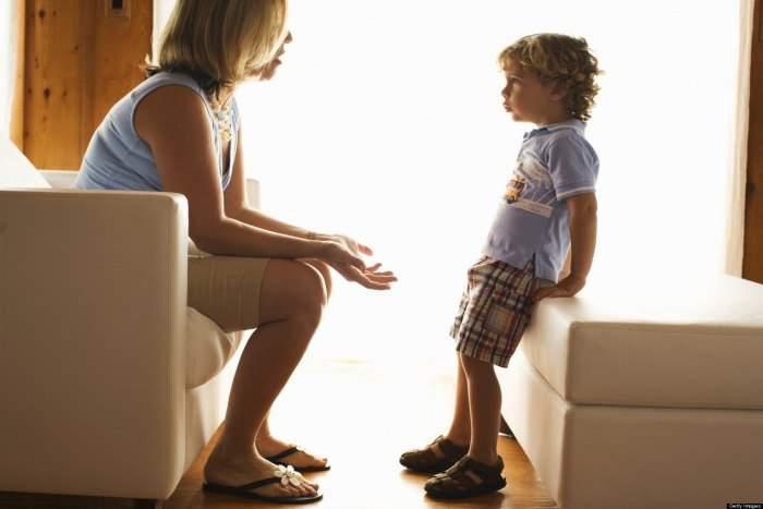 Как реагировать на оскорбления и агрессию своих детей