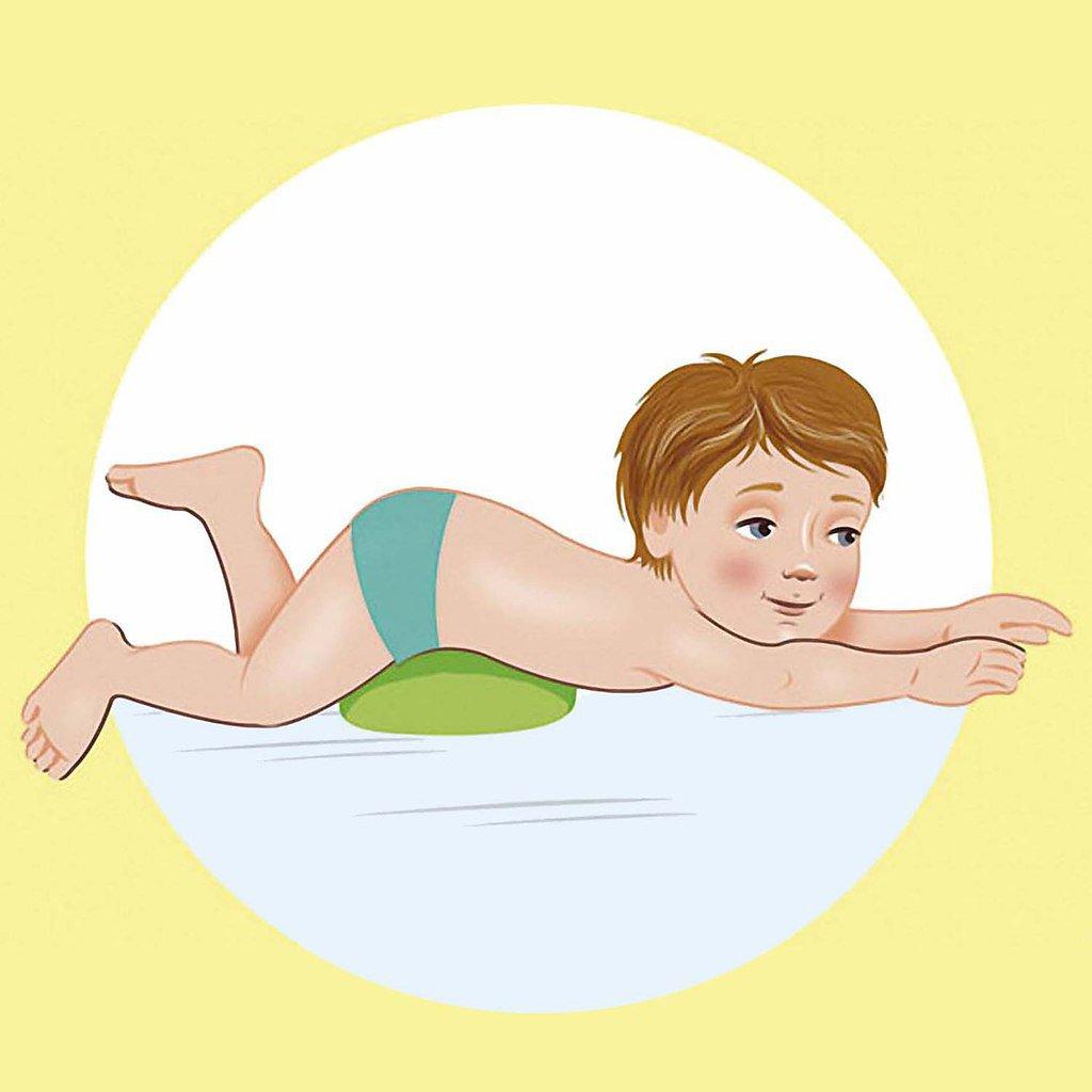 Растирание при кашле у детей