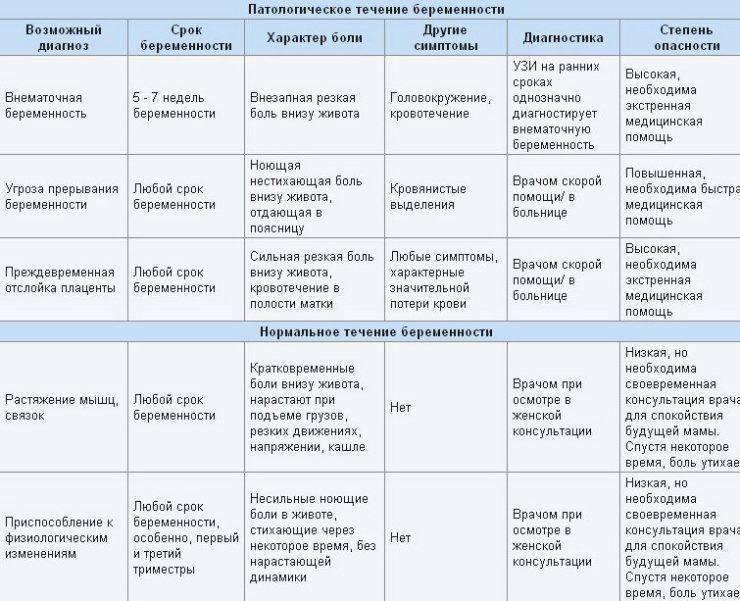 Вторая беременность: особенности вынашивания, отличие от первой :: syl.ru