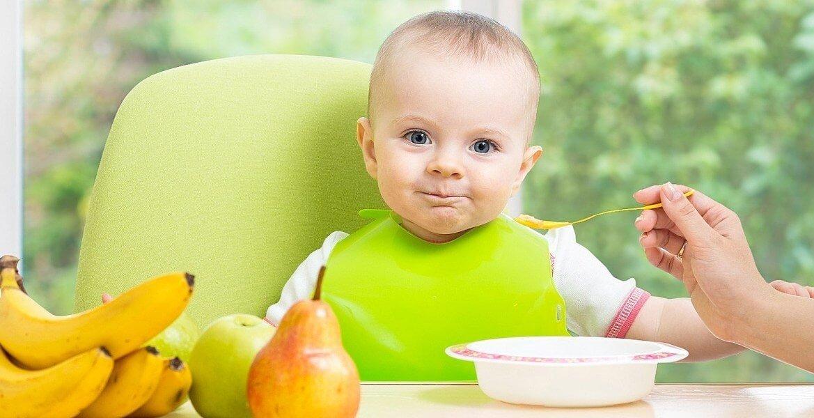 Блюда для ребенка 6 месяцев