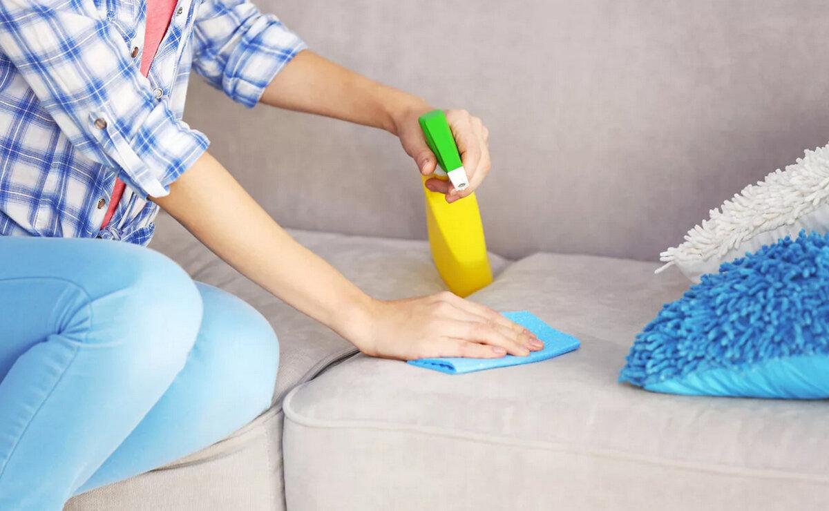 Как избавиться от запаха мочи на диване: кошачей, собачей, детской