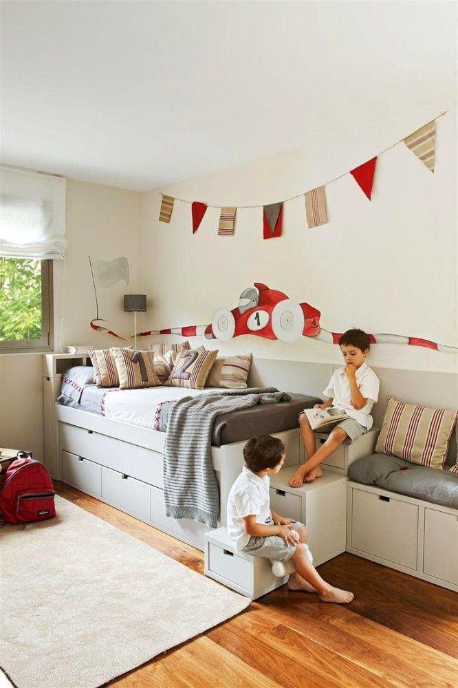 80+ идей современного интерьера детской комнаты 2019–2020