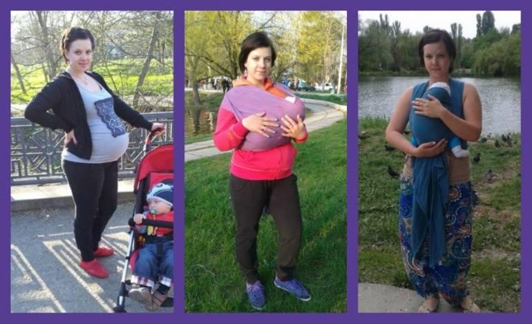 Почему женщины толстеют после родов – причины веса и похудение