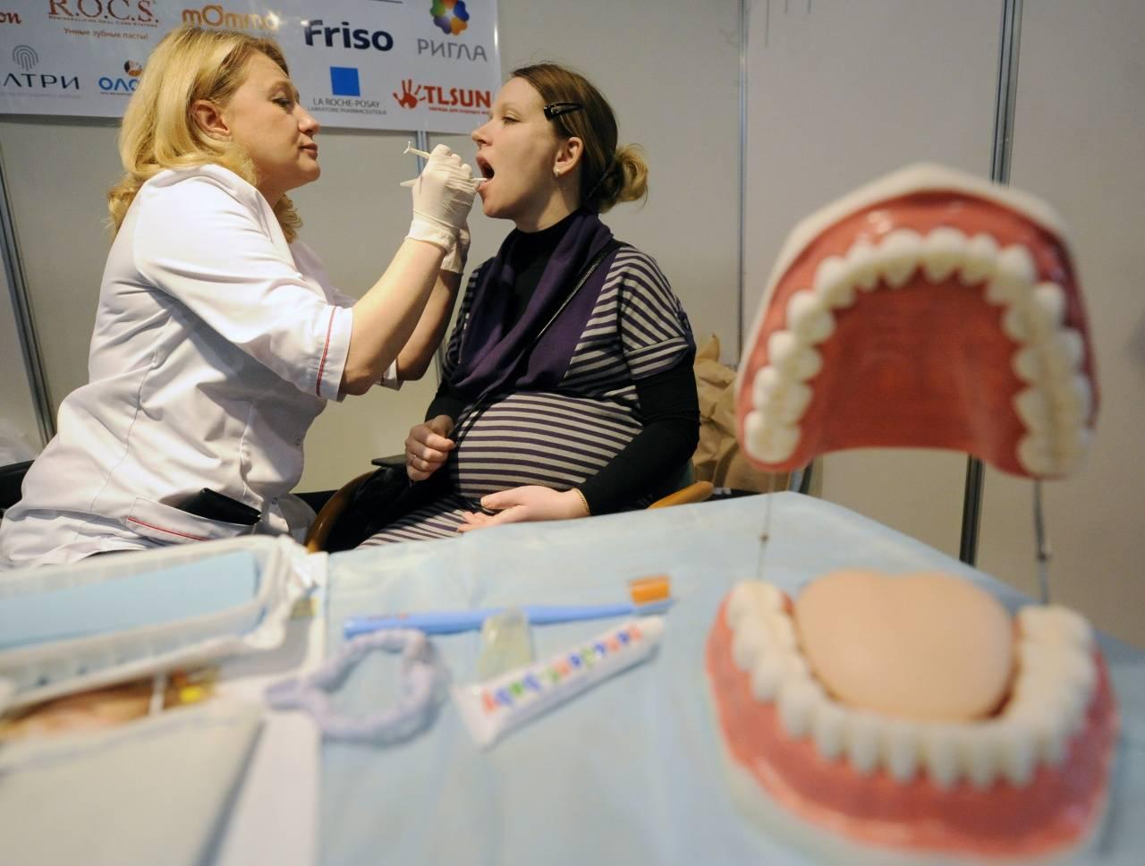 На каком сроке беременности можно лечить зубы – роль триместра в стоматологии