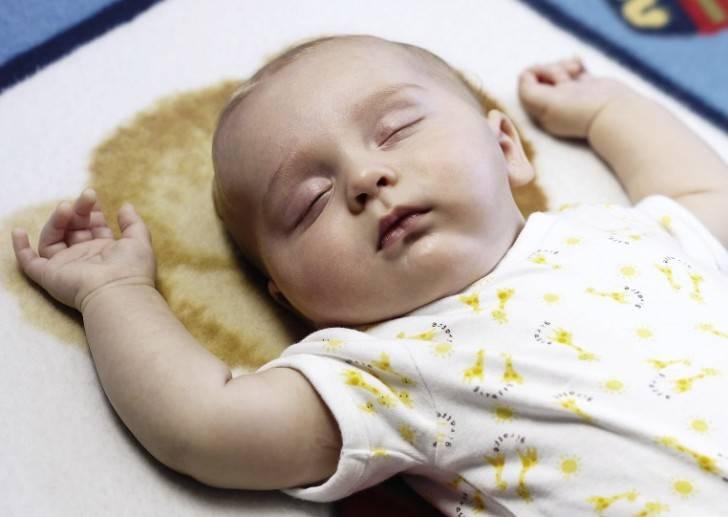 Расстройство сна у семимесячного малыша: причины, полезные советы