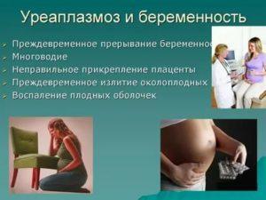 Возможна ли успешная беременность при наличии уреаплазмы?
