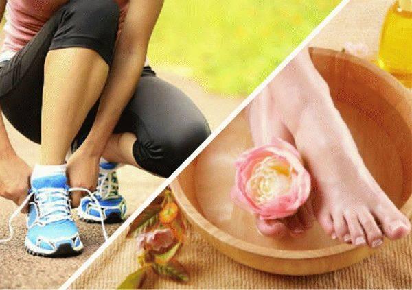 Как избавиться от запаха ног и неприятной потливости в домашних условиях