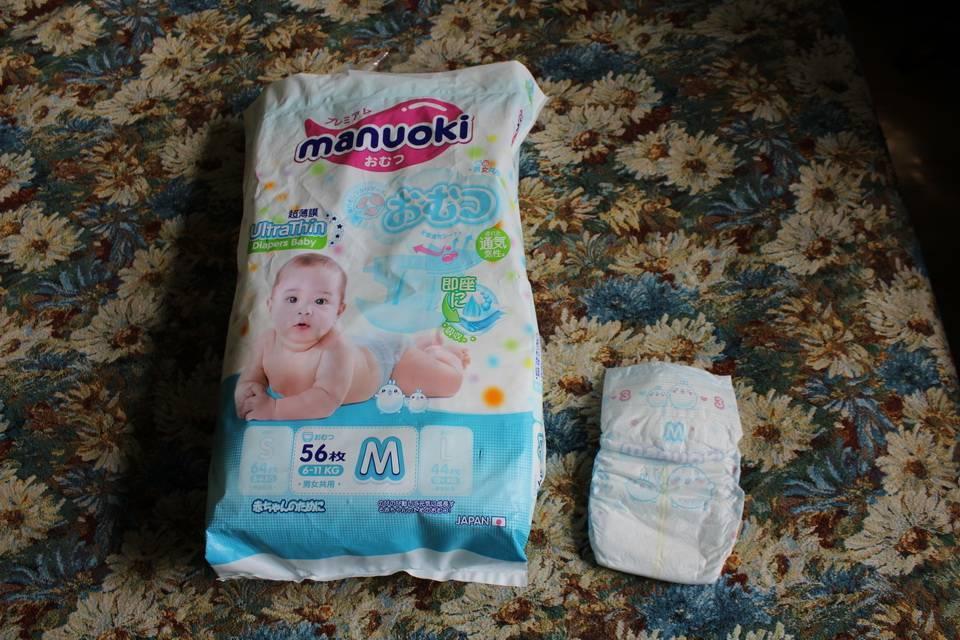 Эко подгузники для новорожденных: рейтинг лучших