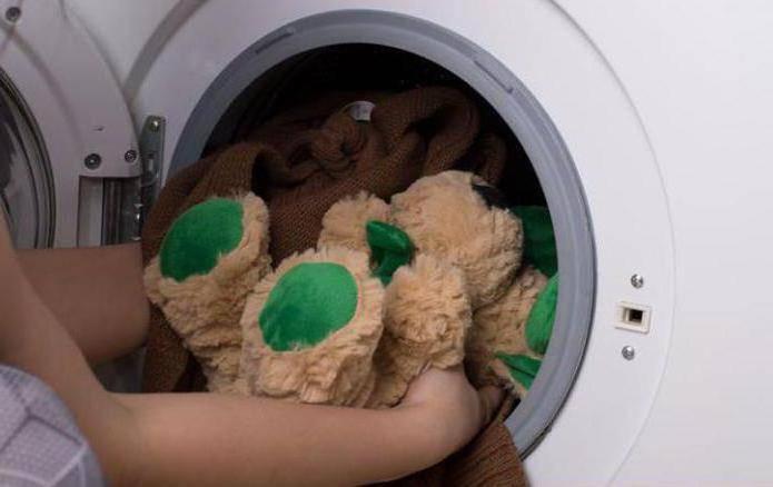 """Как постирать большие мягкие игрушки в стиральной машине автомат - портал """"хозяйке на заметку"""""""