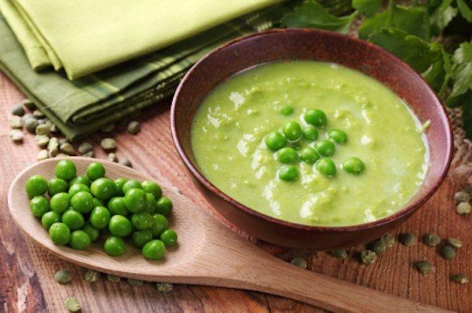 Гороховый суп: можно ли при грудном вскармливании, рецепты и правила употребления
