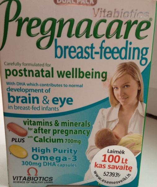 Витамины для кормящих мам после родов: какие лучше, мнение комаровского, отзывы - я здоров