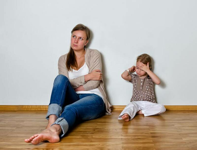 Что больше всего раздражает, когда у вас маленькие дети
