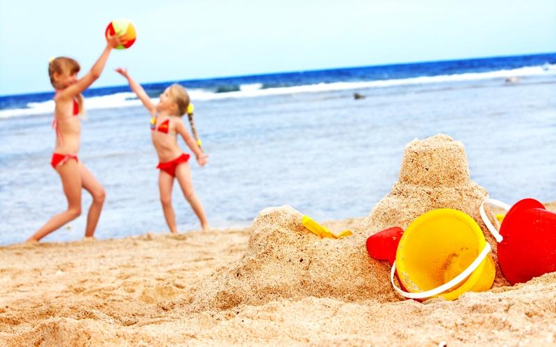 Где отдохнуть с ребенком на море в россии: топ-10 курортов черного моря