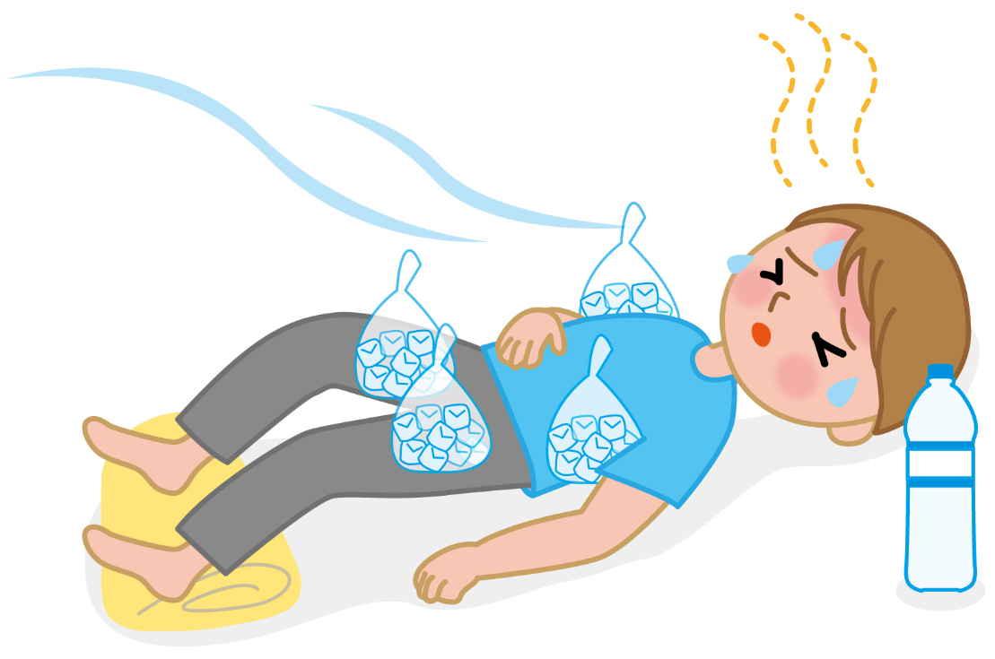 Тепловой удар у ребенка - симптомы и лечение, первая помощь, последствия и профилактика