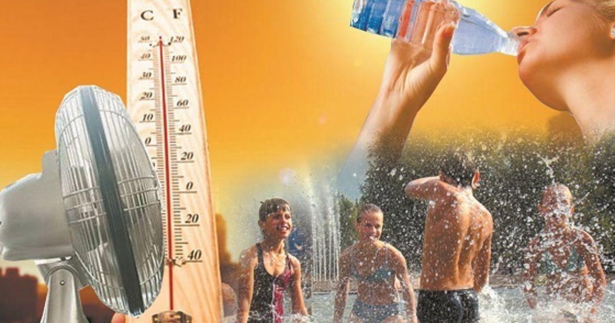 Как помочь ребенку справиться с жарой