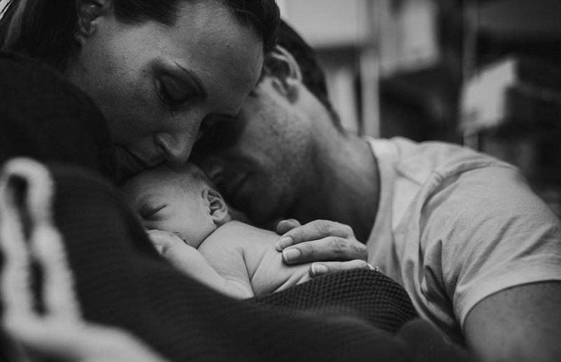 6 жизненных моментов, когда малыш меняет вашу жизнь