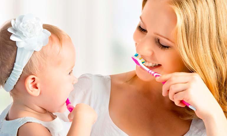 Гигиена полости рта для детей: основные правила детских гигиенических процедур