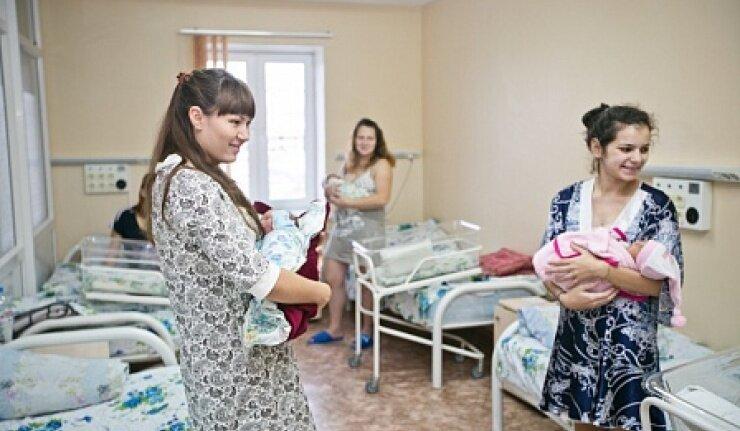 В новом качестве. первый день после родов