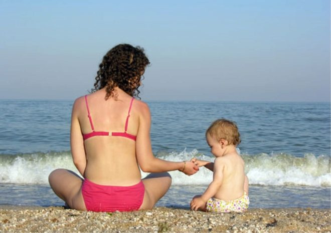 ➤ акклиматизация у детей на море и после отдыха