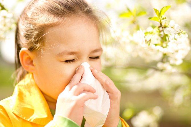 Причины и лечение аллергического ринита у детей и взрослых