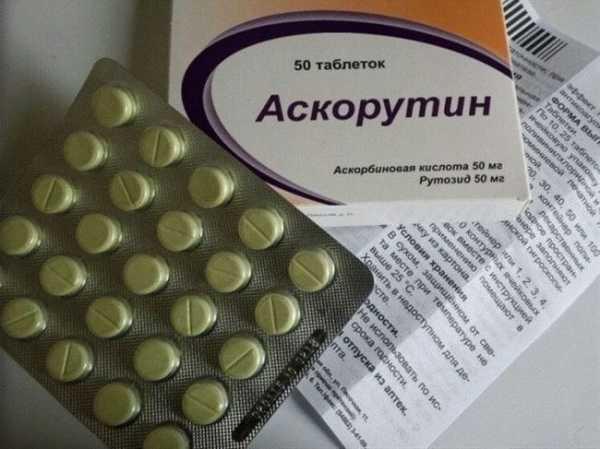 Применение аскорутина во время месячных
