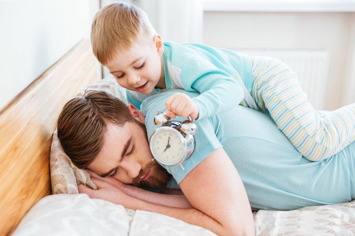 Как разбудить ребёнка в садик – советы опытной мамы