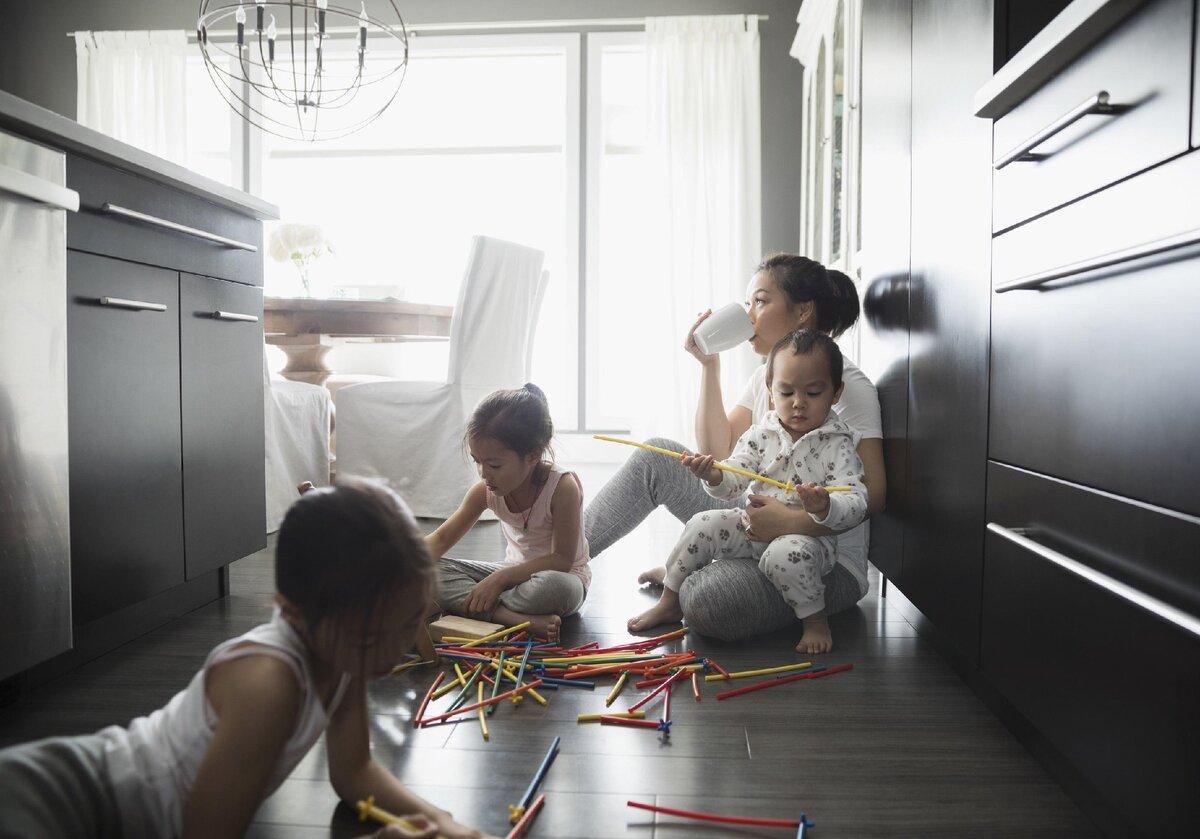Семьи, в которых больше пяти детей: живые рассказы многодетных родителей